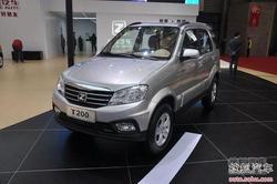 [牡丹江]众泰T200现金优惠2000元 有现车