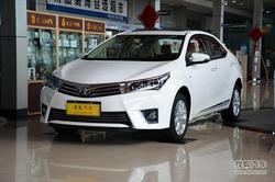 搜狐3.15车展 一汽丰田卡罗拉优惠8000元