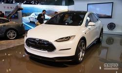特斯拉Model X上市     中国售96.1-117.1万