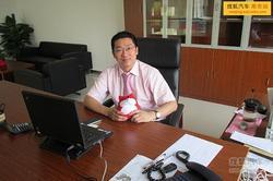 享全城最底价 专访安吉名杰总经理陈子建