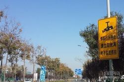 济南西站高清摄像头启用 乱停车将被抓拍