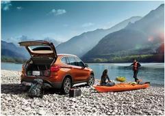 轩之宝 全新BMW X1