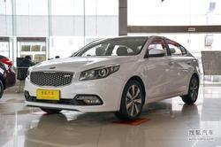 [天津]起亚K4有现车 购车综合优惠5000元