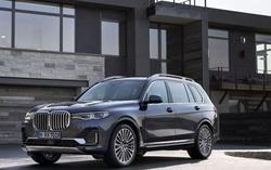 创新BMW X7亮相 延续豪华SUV领导地位