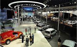 观展攻略|兰州国际汽车博览会品牌分布图