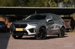 [成都]WEY VV7现车供应 全系优惠1.1万元