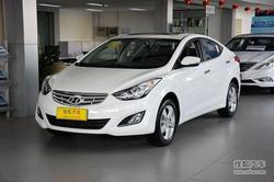 [邢台]北京现代朗动降价0.38万 现车销售