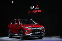 广汽三菱全新SUV车展重磅亮相 亮点在哪?