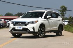 购广汽传祺GS4车型享优惠4500元现车销售