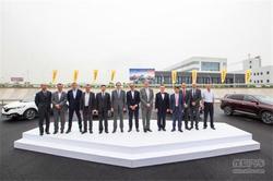 东风雷诺测试跑道仪式暨SUV体验日大落幕