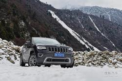 平稳且可靠 Jeep大切诺基全路况体验之旅