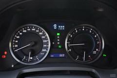 雷克萨斯IS250 豪华版仪表板图片