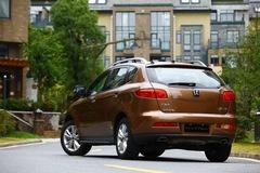 纳智捷 大7 SUV 实拍 外观 图片