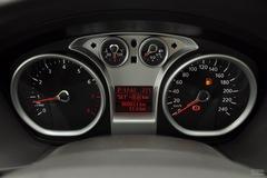 福特福克斯三厢1.8L 手自一体 时尚型仪表板图片