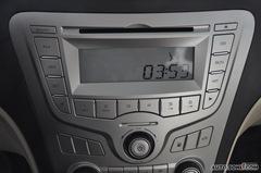 中华尊驰1.8T 手动 豪华型中控台图片