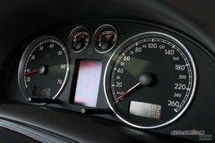 大众帕萨特领驭领驭2.8V6 豪华型手自一体式5速仪表板图片