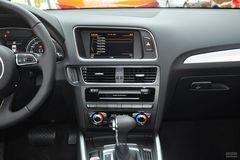 奥迪Q5(进口)45 TFSI quattro 运动款中控台图片