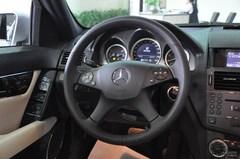 奔驰C级C 200 CGI 时尚型方向盘图片