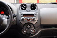 日产玛驰1.5L 自动 易智版中控台图片