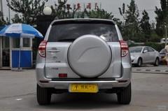 丰田 RAV4 实拍 外观 图片