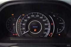 本田CR-V2.4L 四驱豪华版VTi仪表板图片