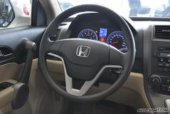 本田CR-V2.0L 自动 经典版方向盘图片