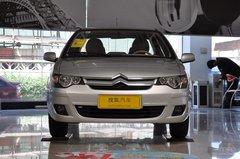 雪铁龙爱丽舍三厢1.6L 自动 科技型正前图片