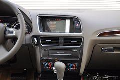 奥迪Q52.0TFSI 豪华型中控台图片