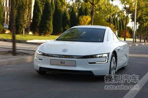 1升油能跑多远 XL1领衔体验大众新能源车