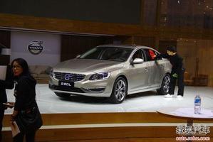 国产沃尔沃新S60L全球首发 12月13日上市