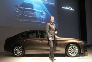 英菲尼迪Q50 2.0T将于广州车展全球首发!