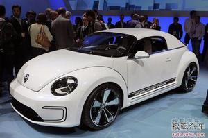 新朗逸/CC V6 大众北京车展首发四款新车