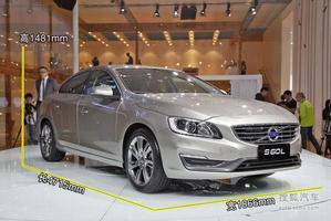 国产沃尔沃S60L配置 5款新车/配2.0T动力