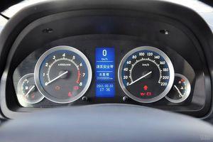 北京汽车 E系列三厢 实拍 内饰 图片