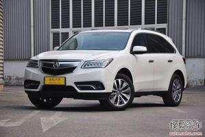 讴歌新一代MDX推两款车型 售73.9-79.5万