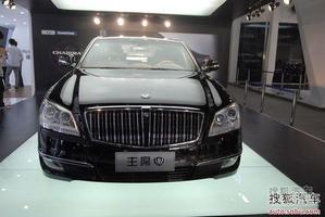 双龙汽车新主席标准版上市 售价41.8万元
