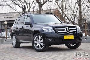 北京奔驰GLK正式上市 售价40.8-55.7万元