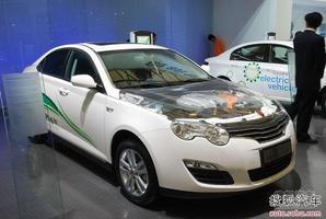 荣威550插电混动版上市 售24.88-25.98万