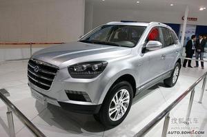 长城SC60/长安S101 北京车展自主SUV前瞻