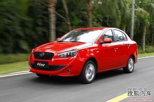 一汽欧朗4月19日新车上市 预计售7-10万