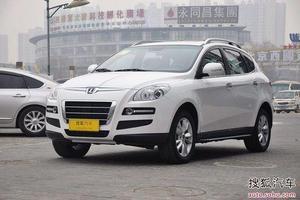 纳智捷大7 SUV两驱旗舰型上市 售25.28万