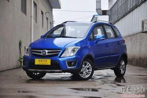 2014款长安CX20正式上市 售5.59--6.49万
