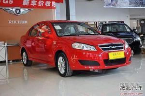 瑞麒G3 CVT车型四月中上旬上市 动力提升