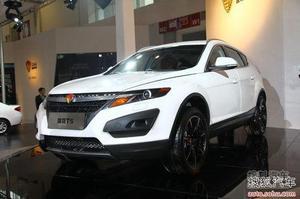 莲花首款SUV将定名T5 车型参数配置曝光