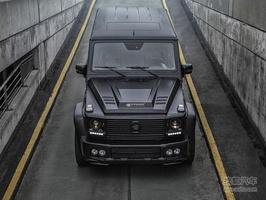 Prior Design推奔驰G级新空气动力学套件