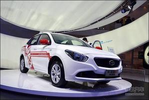 广汽传祺GA3智慧版广州上市 售10.68万元