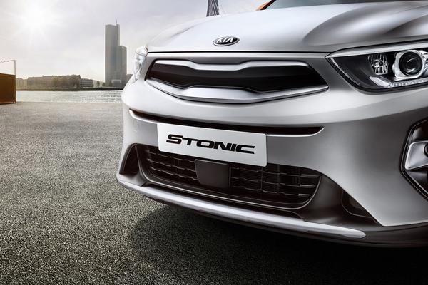 年底在欧洲市场销售 起亚Stonic正式发布