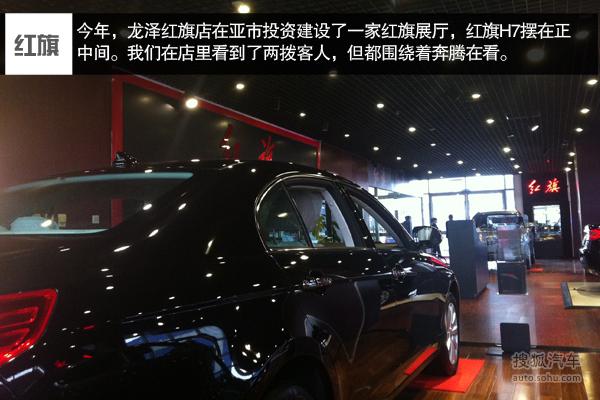 北京亚市一日观感