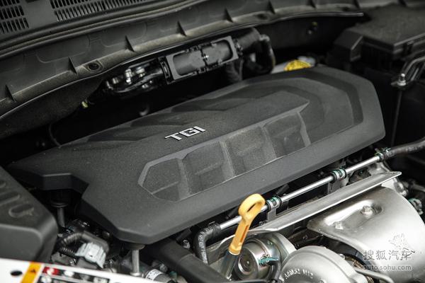 荣威 RX5 实拍 底盘/动力 图片