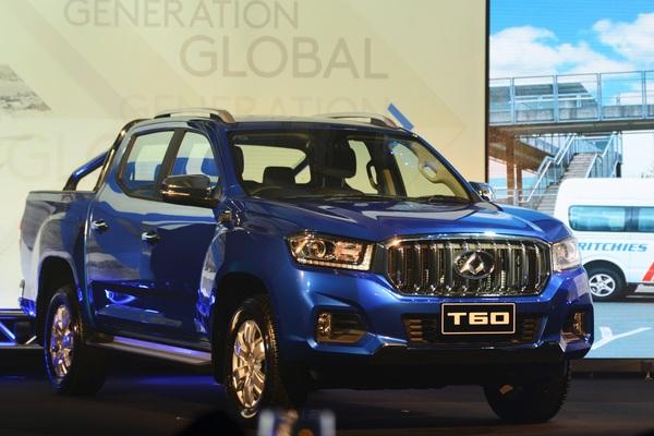 上汽大通携三款实力产品登陆新西兰市场